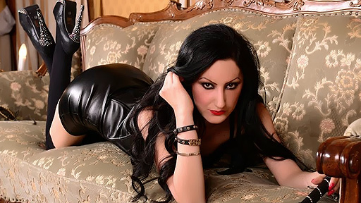Sexy Domme Mistressdahlya Webcam Show