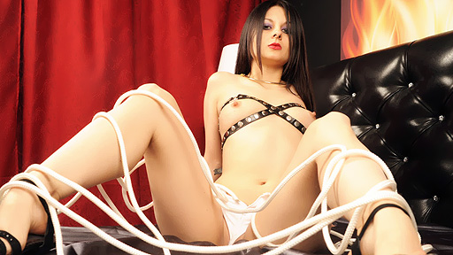 Sexy Submissive Controllabletoy Webcam Show